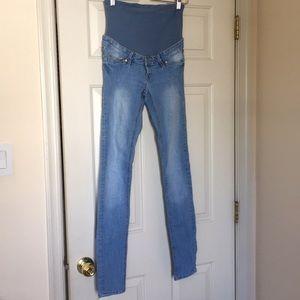 Maternity H&M skinny jeans size 8
